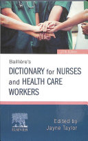 Bailliere S Dictionary For Nurses And Health Care Workers