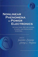 Nonlinear Phenomena in Power Electronics