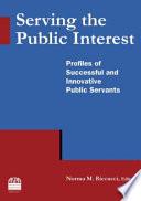 Serving the Public Interest