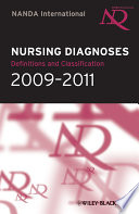 Nursing Diagnoses 2009 2011  Custom