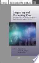 Integrating and Connecting Care
