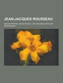 Jean Jacques Rousseau Book PDF
