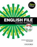 English File 3e Intermediate Students Book and Itutor Pack
