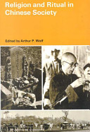 Religion and Ritual in Chinese Society