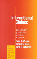 International Claims