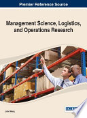Management Science  Logistics  and Operations Research