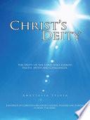 download ebook christ's deity pdf epub