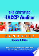 The Certified HACCP Auditor Handbook  Third Edition