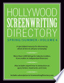Hollywood Screenwriting Directory Spring/Summer Volume 4