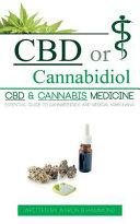Cbd Or Cannabidiol