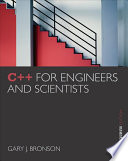 C   for Engineers and Scientists