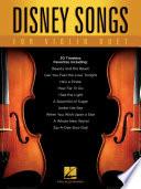 Disney Songs for Violin Duet