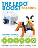 The LEGO BOOST Idea Book Book
