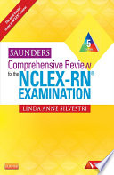 Saunders Comprehensive Review For The Nclex Rn Examination E Book