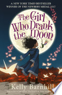 The Girl Who Drank The Moon Book Cover