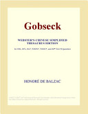 Gobseck  Webster s Chinese Simplified Thesaurus Edition