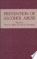 Prevention of Alcohol Abuse