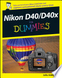 Nikon D40/D40x For Dummies