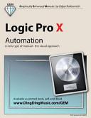 Logic Pro X Automation