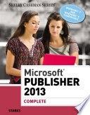 Microsoft Publisher 2013  Complete
