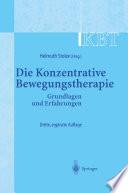 KBT - Die Konzentrative Bewegungstherapie