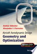 Aircraft Aerodynamic Design