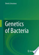 Genetics Of Bacteria book