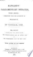 Hansard s Parliamentary Debates Book PDF