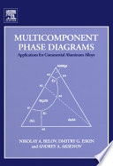 Multicomponent Phase Diagrams Applications For Commercial Aluminum Alloys book
