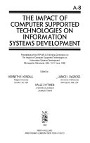 The Impact of Computer Supported Technologies on Information Systems Development