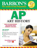 Barron s Ap Art History