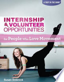internship volunteer opportunities for people who love movement