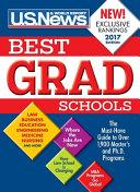 Best Graduate Schools 2017 Softcover