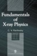 Fundamentals of X Ray Physics