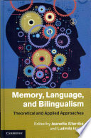 Memory  Language  and Bilingualism