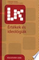 Értékek és ideológiák az irodalomban