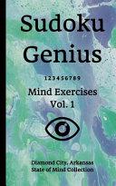 Sudoku Genius Mind Exercises Volume 1 Book PDF