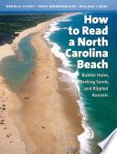 Book How to Read a North Carolina Beach