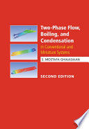 Two Phase Flow  Boiling  and Condensation