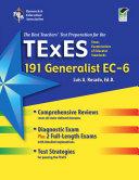Texas TExES Generalist EC 6  191