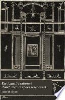 Dictionnaire raisonn   d architecture et des sciences et arts qui s y rattachent  Jabloir Pont