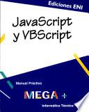 JavaScript y VBScript