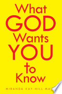 What God Wants You to Know