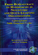 From bureaucracy to hyperarchy in netcentric and quick learning organizations
