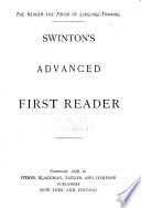Swinton S Advanced First Second Reader