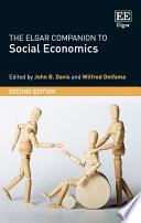 The Elgar Companion to Social Economics  Second Edition