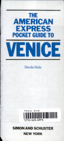 The American Express pocket guide to Venice