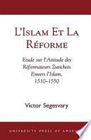 illustration L'Islam Et la Réforme