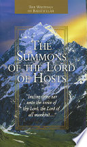 The Summons of the Lord of Hosts