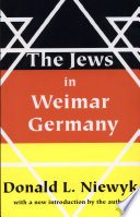 The Jews in Weimar Germany